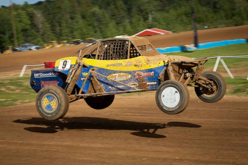 Michael Hester, Alumi Craft Super Buggy, Crandon, Bink Designs