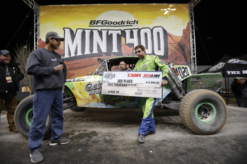 Alumi Craft Class 10 Shootout, The Mint 400, CBR Performance, Redline Performance, Pro Am, Competitive Metals