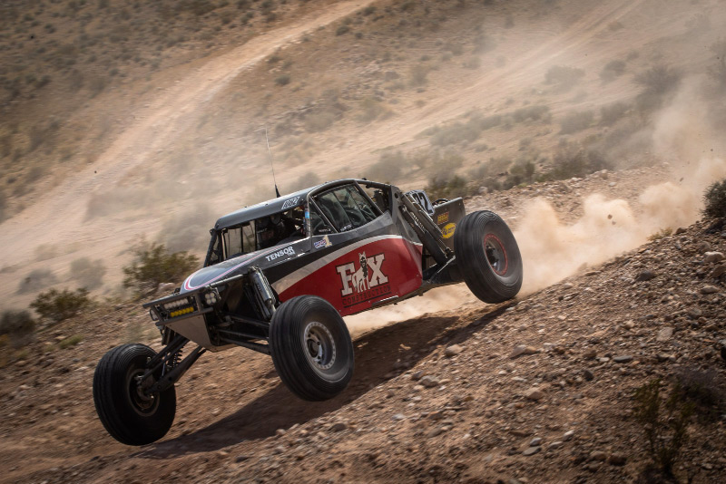 Preston Brigman, Alumi Craft Class 10, The Mint 400, Bink Designs