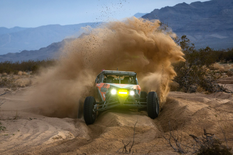 Brent Fox, Alumi Craft Class 10, The Mint 400, Bink Designs