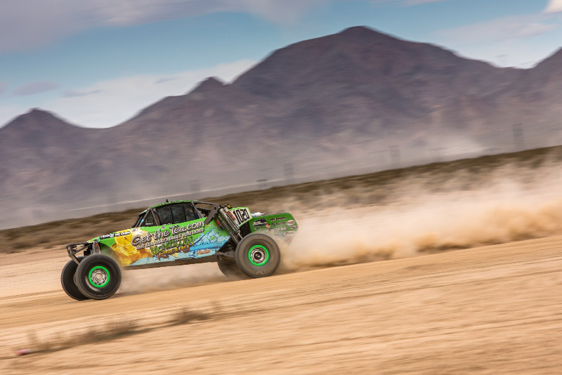 Alumi Craft Class 10, Connor McMullen, The Mint 400, Class 10, Bink Designs