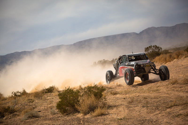 Preston Brigman, Alumi Craft Race Cars, The Mint 400, Bink Designs, FOX Construction