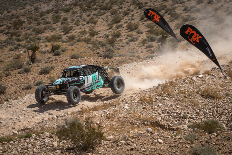 Alumi Craft Race Cars, Class 10, The Mint 400, FOX, Bink Designs