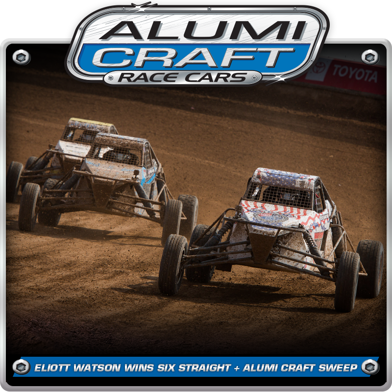 Alumi Craft Podium Sweep In Arizona And Eliott Watson Wins LOORRS Triple Header