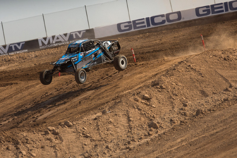 Trey D Gibbs, Alumi Craft, Pro Buggy, Lucas Oil Off Road, Bink Designs